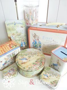 Peter Rabbit - Pieter Konijn bij www.stipenbloem.nl