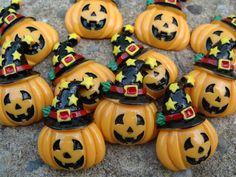 Pumpkin Resins #Halloween