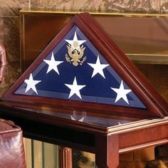 The Military Flag Case is fromthe company thatwas honored to be selected to provide the flag case for President Ronald Reagan's burial flag.  TheMilitary Flag Casehave also been chosen by the United Statesto supply flag cases for the families of our fallen heroes serving in the armed forces. Continue reading →