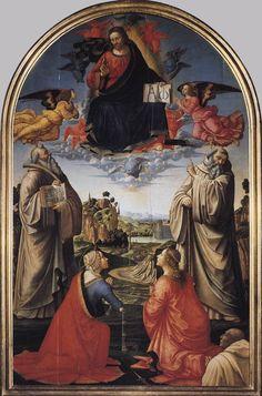 domenico ghirlandaio 1449-1494 | Domenico Ghirlandaio (1449-1494)