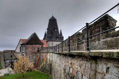 Bad Bentheim (Niedersachsen) - Burg Bad Bentheim