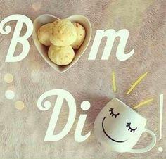 Alegria pra começar o dia!