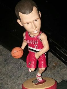 Portland Trailblazers Sergio Rodriguez Bobble head #11 NBA Basketball
