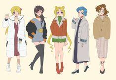 Sailor Moon Stars, Sailor Jupiter, Sailor Moon Crystal, Sailor Moon Villains, Sailor Moon Wallpaper, Sailor Moon Character, Fanart, Sailor Scouts, Moon Art