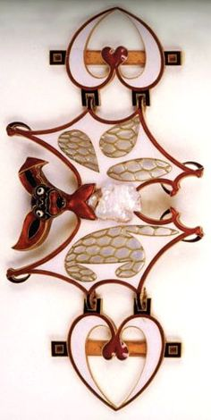 Rene Lalique Jewelry Art