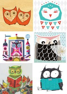 Pay it forward: owls