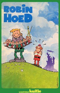Robin Hoed - TURK - DE GROOT