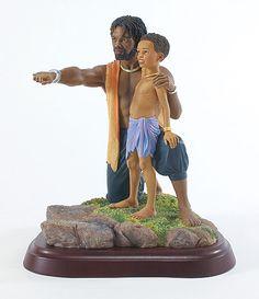 homas Blackshear | Thomas Blackshear - Figurines & Black Art Work | African Imports USA