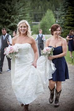 donna morgan weddings