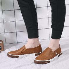 369a377a13fe Comfy Leather Casual Shoes From Touchy Style Outfit Accessories ( Black    9.5 )