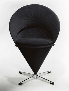 """CONE"" CHAIR Verner Panton"