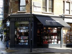 Koenig Books, Charing Cross Road, London WC2