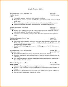 ojt resume personal information hrm examples resumes good example college student for sample - Resume Template Student No Experience