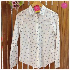 Uma camisa que é um amor... #Vemprazas