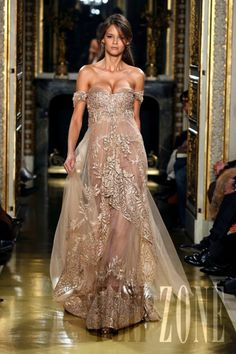 Zuhair Murad - Couture - Spring-summer 2007 - http://en.flip-zone.com/fashion/couture-1/fashion-houses/zuhair-murad,13