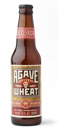 Breckenridge Brewery Agave Wheat. Yes please!