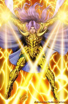 Estos Diseños de los Caballeros dorados van a despertar tu Septimo sentido - El Santuario de Athena