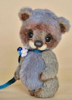 Cute Stuffed Animals, Bears, Teddy Bear, Toys, Artist, Beautiful, Kunst, Activity Toys, Clearance Toys