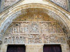 Abbatiale Sainte-Foy de Conques  France
