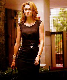 Hilarie Burton as Sara Ellis on White Collar