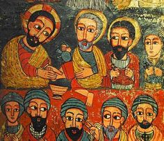 Ethiopian easter icon