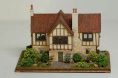 House Nell Corkin Miniatures