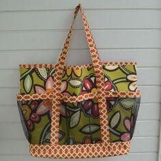 Fancy Beach Bag   Craftsy