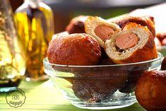 piroski-ta-agapimena Pretzel Bites, Finger Foods, Muffin, Bread, Snacks, Recipes, Breakfast Ideas, Cupcake, Drinks