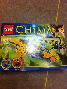 lego chima, lavertus twin blade