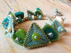 "Jodie Marshall: ""Meadow"" Bracelet...."
