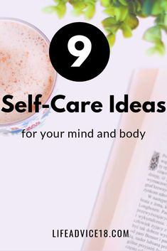 9 Self-Care Ideas For Your Mind and Body Having your personal self-care routine can benefit your life in many ways. Therefore, these self-care ideas are designed to improve both your mental and physical health. Learning To Love Yourself, Take Care Of Yourself, Improve Yourself, Wellness Tips, Health And Wellness, Mental Health, Minding Your Own Business, Day Plan, Self Care Routine