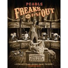 Pearls Freaks the #*%# Out: A Pearls Before Swine Treasury - 9/25/12