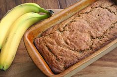 The Healthy Happy Wife: Gluten Free Multigrain Banana Bread (Dairy, Gluten and Refined Sugar Free)