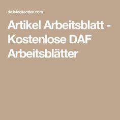 Anna und ihre Familie Arbeitsblatt - Kostenlose DAF Arbeitsblätter ...