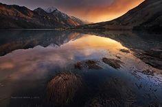 Stinky Reflections | Moke Lake, New Zealand