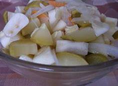 Sałatka warzywna (na zimę)