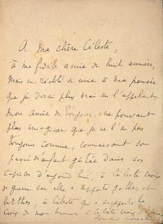 """""""To Céleste Albaret:""""To my dear Céleste, my faithful friend of eight years, but in reality so united in my thoughts that it would be more true to call you my friend of always, no longer being able to imagine that I haven't always known you, understanding his spoilt childhood past in his caprices of today, to Céleste croix de guerre because she endured Gothas and Berthas, to Céleste who has endured the cross of my moods, to Céleste croix d'honneur. Her friend Marcel."""""""