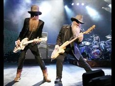 As long as Billy Gibbons and Dusty Hill keep growing those beards and making new music, Texas rock will never die. ZZ Top is finally readying their first Billy Gibbons, Zz Top, Hard Rock, Music Songs, My Music, Music Videos, Music Stuff, Blues Rock, Onda Disco