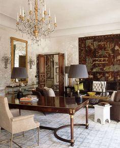 South Shore Decorating Blog: Wacky Wednesday - Randomly Beautiful Rooms