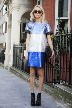 London Fashion Week .... Hege Badendyck in #Acne #lfw