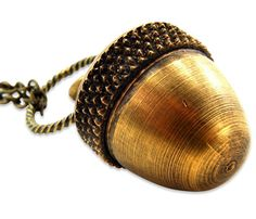 #Acorn Canister #Locket