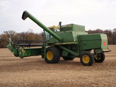 The JD 77 was a hell of a thrashin' machine in its day, I still like em better than any new piece of equipment.