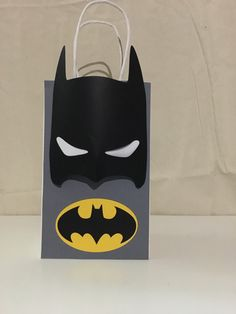 ANY Super hero party favor bags one dozen by PartiesByDezzy