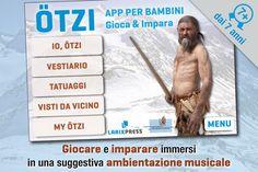 Ötzi, l'uomo venuto dal ghiaccio: viaggiare nel neolitico con l'iPad
