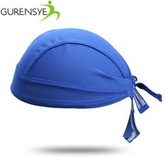 7 Color Outdoor Sport Women Men Bike Bicycle Bandana Hat Breathable Sweat Cycling Helmet Cap Pirate Head Scarf Headband Headwear