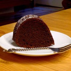 One Perfect Bite: Pumpkin and Chocolate Bundt Cake with Bittersweet Chocloate Glaze
