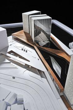 Architecture - mockup Architecture