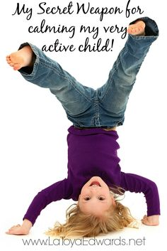 Do you have a very active child? I have two! I have found a secret weapon that helps my active kids calm down, focus on schoolwork during the day and sleep well at night. This is definitely a  must have for special needs moms.