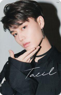 c: hcmyfullsun Chain Photocard Taeyong, Taeil Nct 127, Nct Taeil, Jaehyun, J Pop, Pop Bands, Winwin, Chanbaek, Nct Debut
