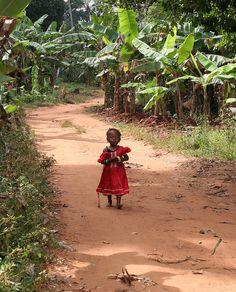 A lonely walk - Zanzibar